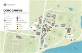 Corio Map w / Key