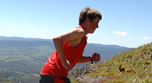 Timbertop Marathon Runner