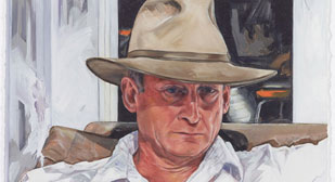 Anson Cameron, Archibald Prize