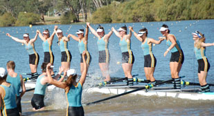 Heads of the River | Girls celebrations | Geelong Grammar School