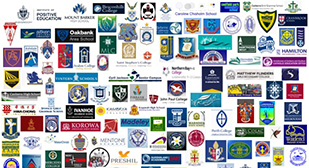 Positive Education school logos