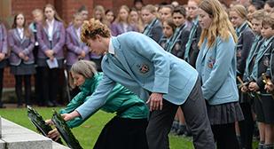 Anzac Service at Geelong Grammar School 2017