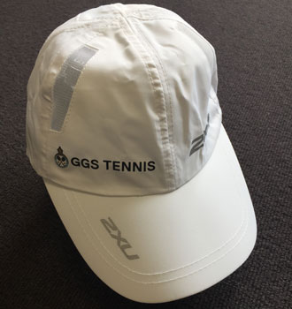Tennis-Support-Group-2XU-cap