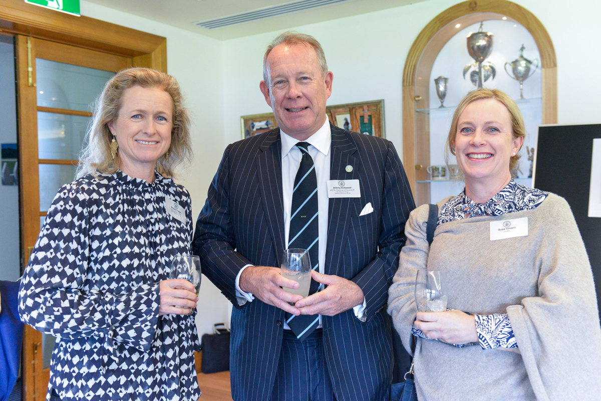 2019 South Australian Biddlecombe Society Luncheon