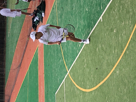 Henry Stevens playing tennis 2020_1