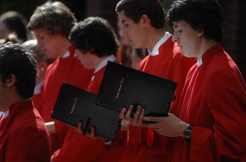 The Life of a Choir member - Geelong Grammar School